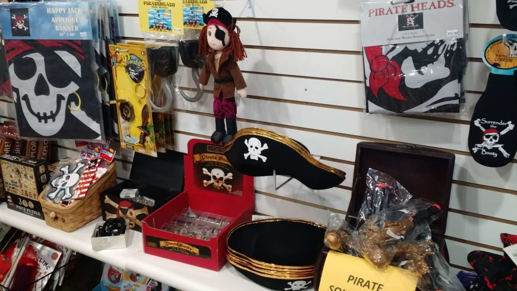Pamlico Jack's Pirate Hats