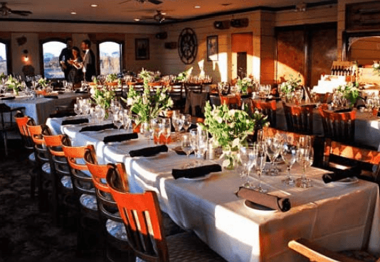 Outer Banks Restaurants Obx Wedding Reception At Pamlico Jacks