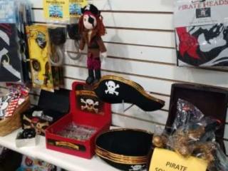 Pamlico Jack's Pirate Hats